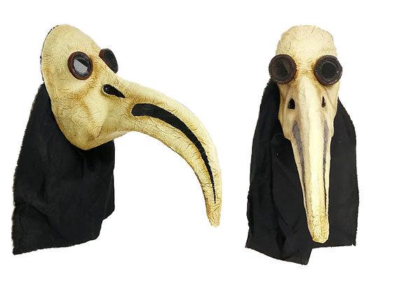 Máscaras doctores peste negra