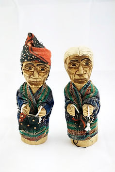 Ma 0022 Figuras funerarias Tau-Tau Tana