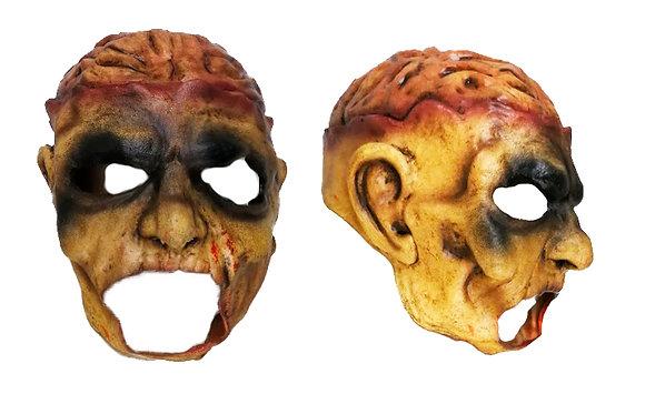 Máscara látex cerebro mutante
