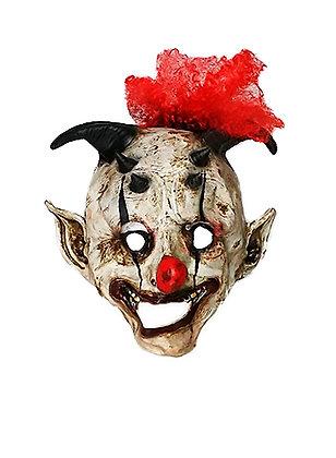 Máscara de látex payaso asesino