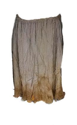 Falda tejido ligero tematizada
