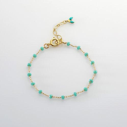 Pretty turquoise