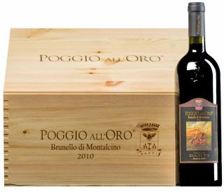 Poggio all'Oro – Brunello di Montalcino DOCG, Riserva, Banfi - 75cl