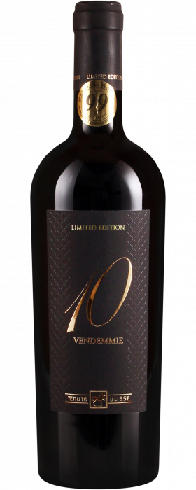 Dieci Vendemmie NV Vino Rosso limited edition - Tenuta Ulisse