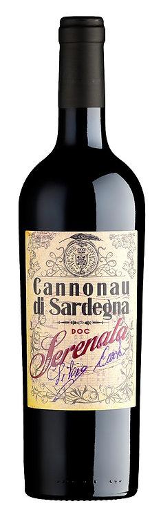 Cannonau di Sardegna DOC - Silvio Carta, Zeddiani (Sardinien)