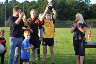 Andy Oates U17 Cup