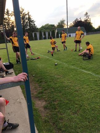 Reserves League Game v Lacken