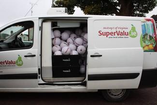 SuperValu #BehindTheBall
