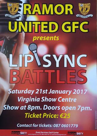 Ramor Lip Sync Battles Fundraiser