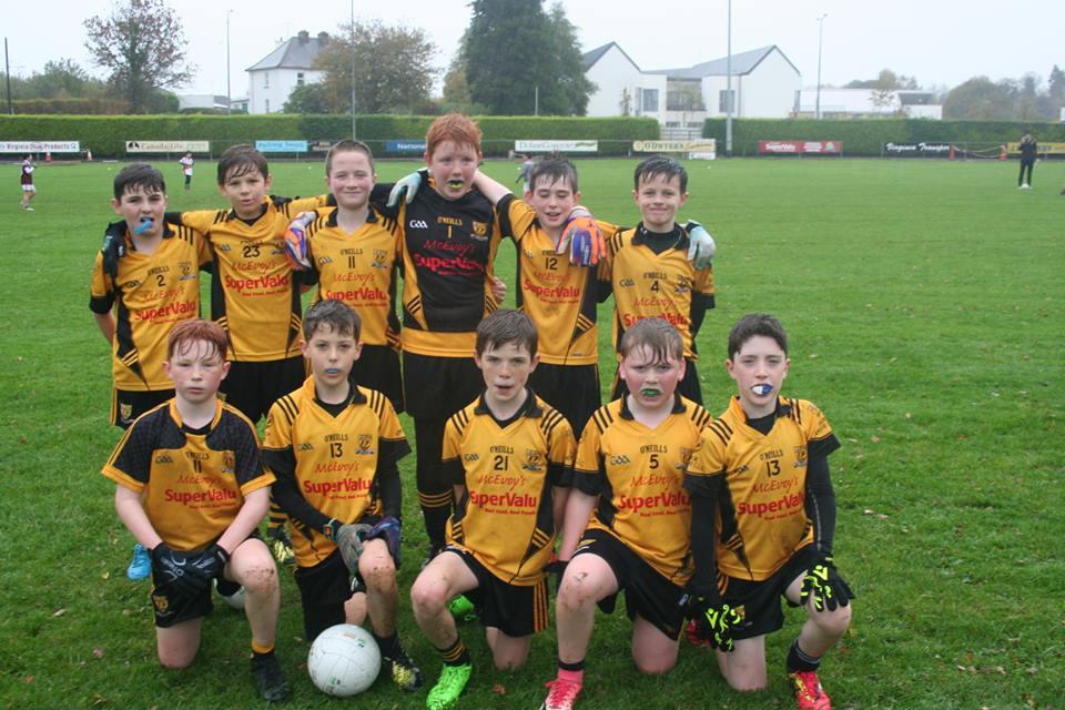 Ramor U11 Cup Team