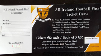 All Ireland Ticket Draw