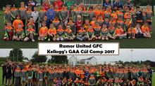 Ramor Kellogg's Cúl Camp 2017