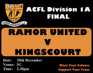 ACFL Division 1A Final