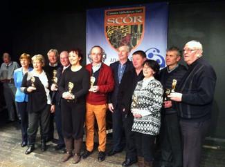Scór Léiriú Ulster Finals