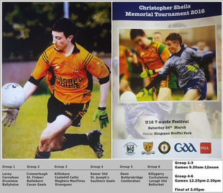 Christopher Sheils Memorial Tournament