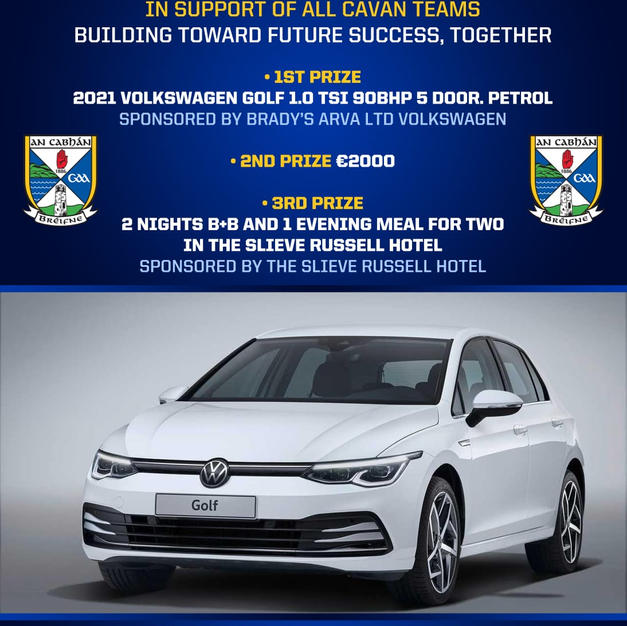 Cavan GAA - Car Draw