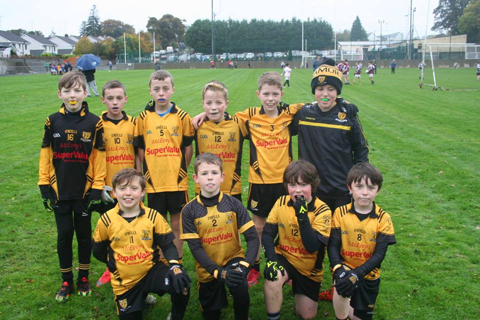 Ramor U11 Shield Team