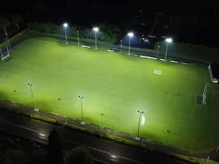 Lighting Up Dolan Park #B100DYSUNDAY