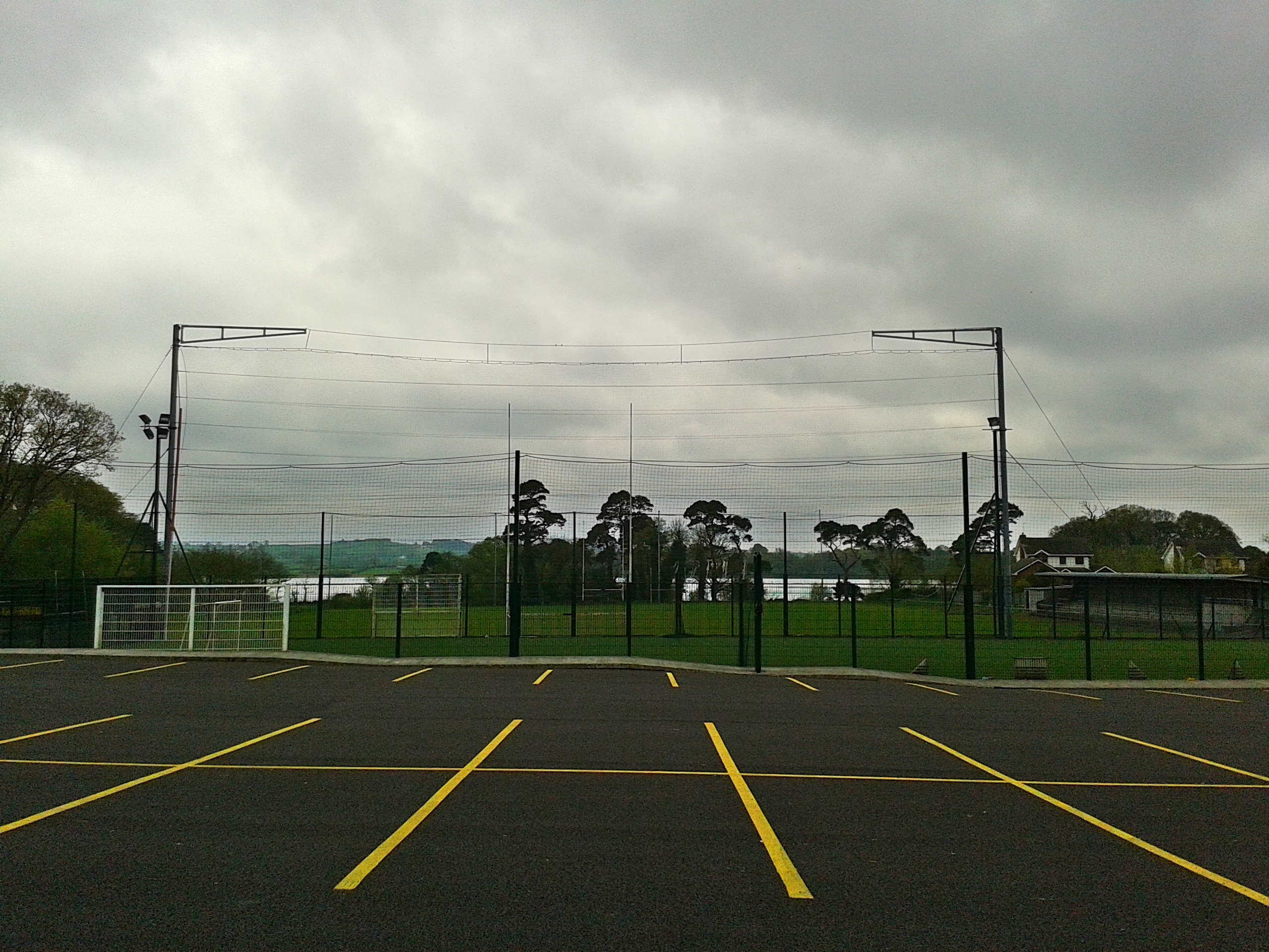 Car Park & Astro Pitch