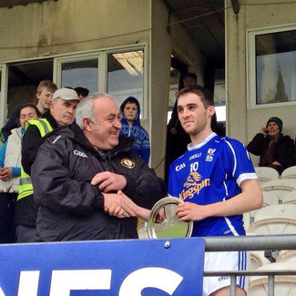 Cavan Minors Win Ulster Shield
