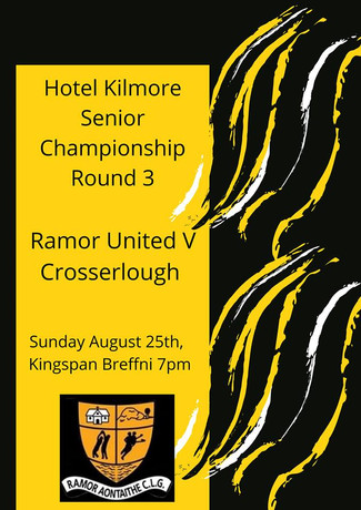 Senior Championship Round 3