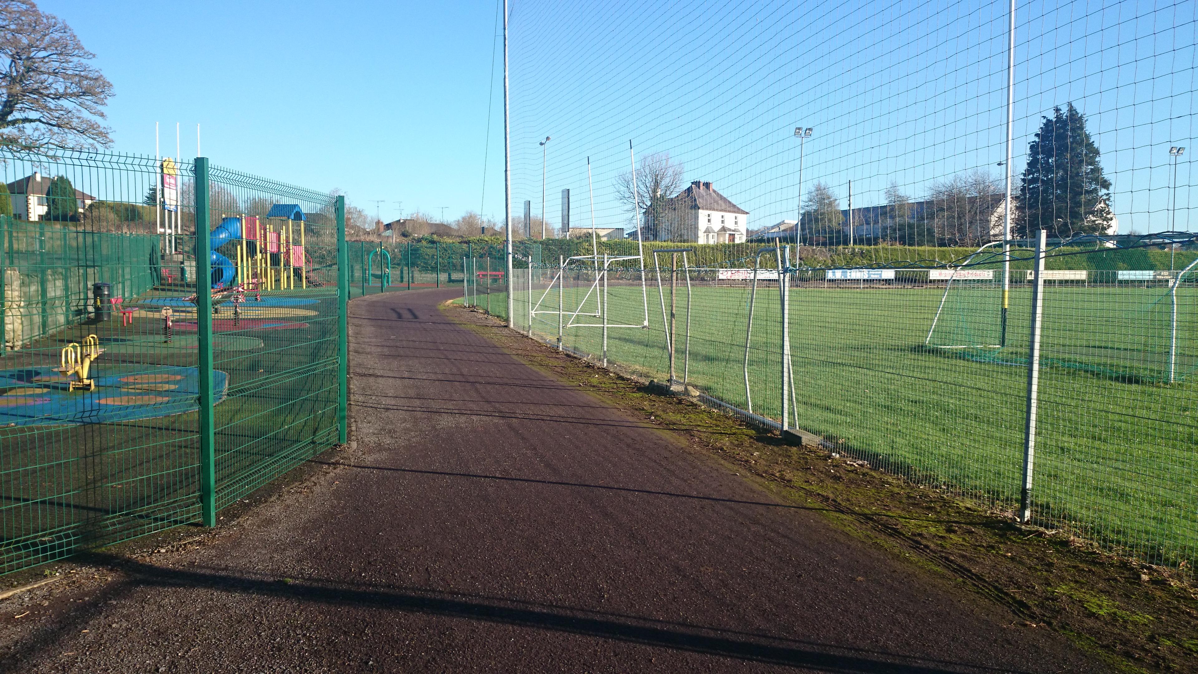 Playground & Track