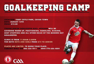 Goalkeeping Camp