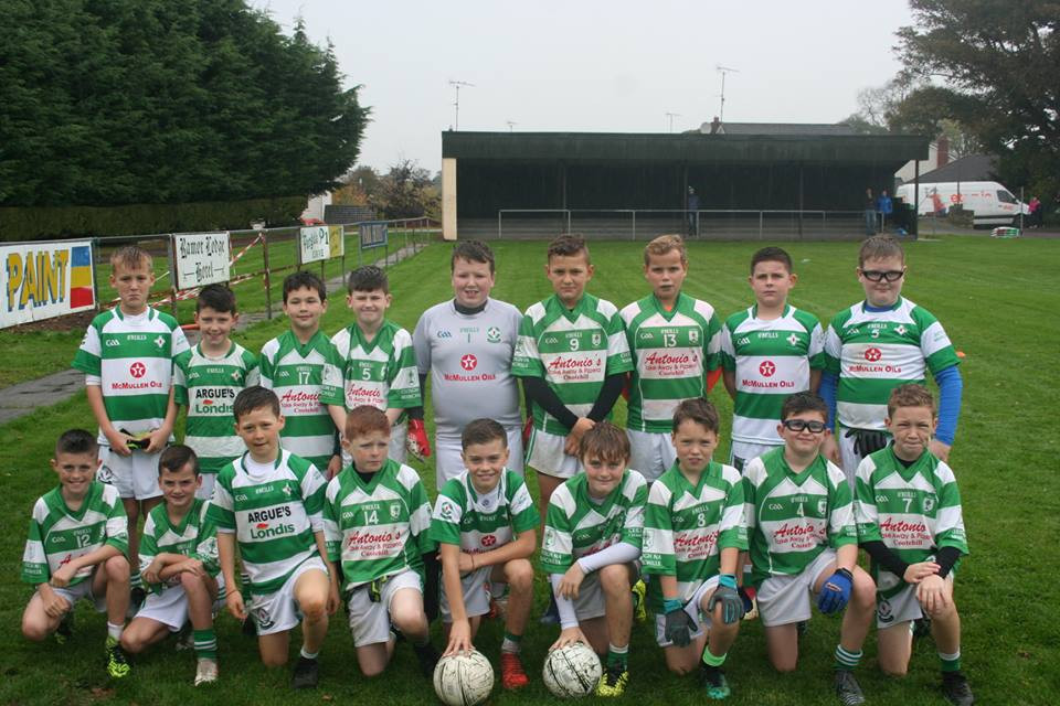 COOTEHILL 2018 MICHAEL FARRELLY CUP WINNERS