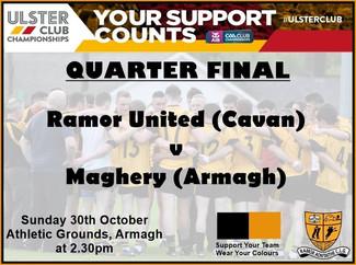Ulster Quarter Final
