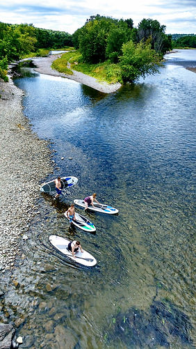 stand-up board, paddle boarding, SUP, river SUP