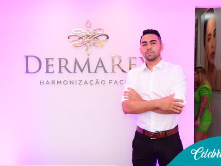 Inauguração da DermaRey em Dourados