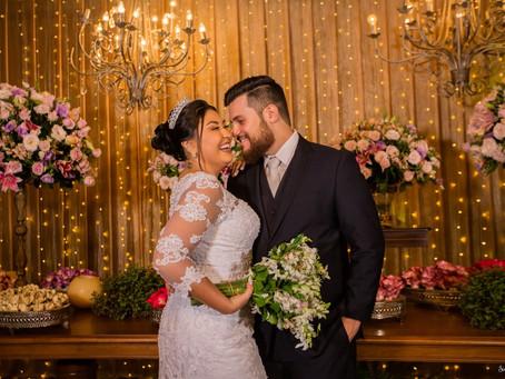 Casamento de Nathalia e Renan