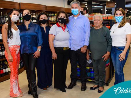 Reinauguração Supermercado Chama