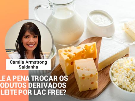 Vale a pena trocar os produtos derivados de leite por Lac Free?
