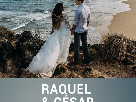 Casamento de Raquel e César