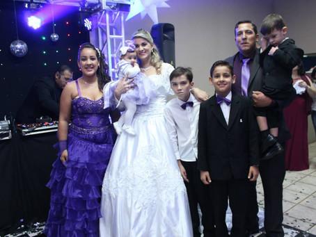 Casamento Vilma Bandeira e Adre Rosa