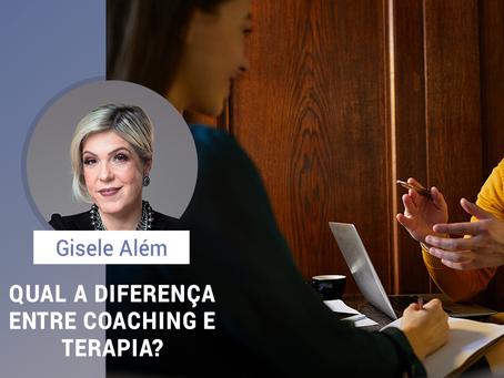 Qual a diferença entre coaching e terapia?