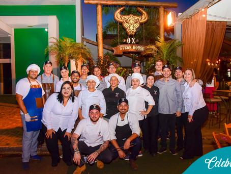 Celebrando 2 anos de Ox Steak House