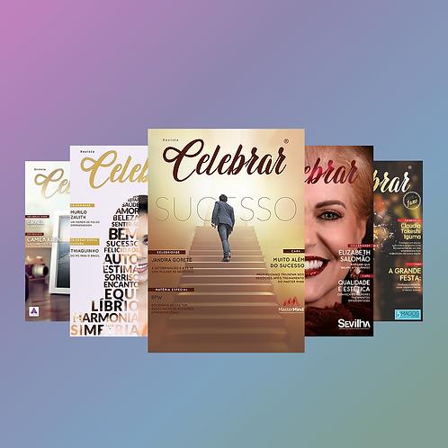Assinatura Anuidade 2019 da Revista Celebrar