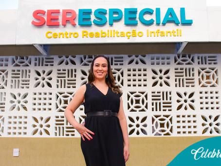 Inauguração da clínica SER ESPECIAL - CENTRO DE REABILITAÇÃO INFANTIL