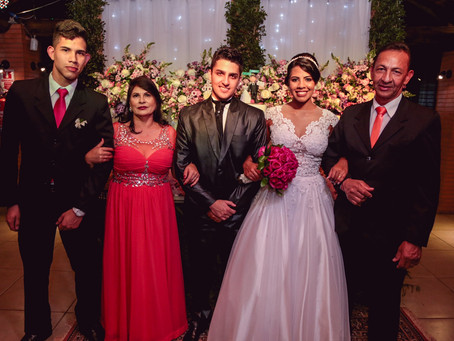 Casamento Edielly Nunes e Rogerio Machado
