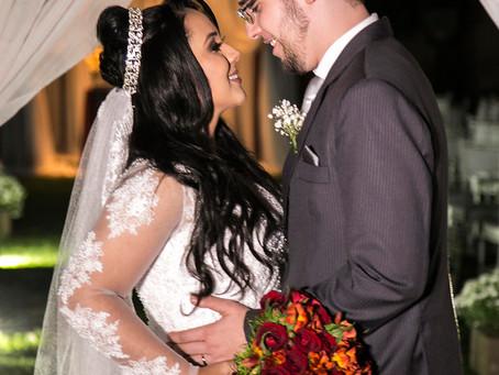 Casamento de Daniele Carneiro e Josias do Carmo