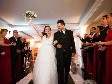 Casamento de Bianca Voi Pereira e Wellington Fernandes de Souza