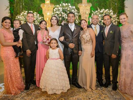 Casamento Letícia Luara e José Roberto