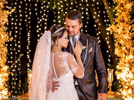 Casamento de Fran Izidoro e Adhemar Segundo