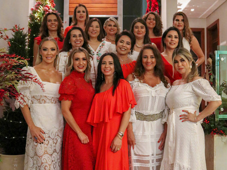 Confraternização Claudia Conci e Amigas