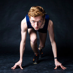 Ben Brooks, Track and Field Captin