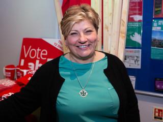 Emily Thornberry Labour Shadow Foreign Secretary