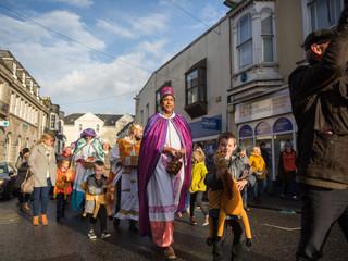 Falmouth Live Nativity 08/12/20