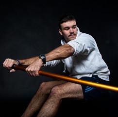 Fred Hall Gig Rowing